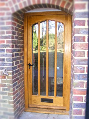 Bespoke Timber Doors on